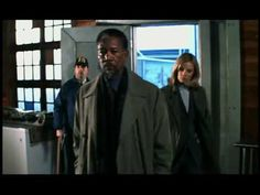 """★★★★ """"Along Came A Spider Trailer"""" (2001) Director: Lee Tamahori; Writers: James Patterson (novel), Marc Moss (screenplay); Stars: Morgan Freeman, Michael Wincott, Monica Potter 