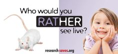 A rats life or a little girls life? Tests people's morals. ICS