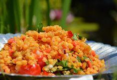 TynaTyna: Salát z červené čočky Risotto, Mexican, Ethnic Recipes, Fit, Shape, Mexicans