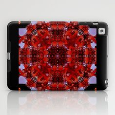CenterViewSeries055 iPad Case by fracts - fractal art - $60.00