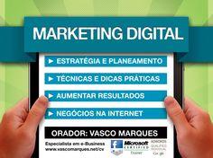 Curso Marketing Digital (3ª edição - ANJE Porto) - Vasco Marques
