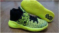 discount 3acc6 0937a Nike Kyrie 2 Volt Black