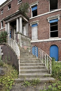 St Georges Asylum Stafford | Abandoned Britain - Photographing Ruins