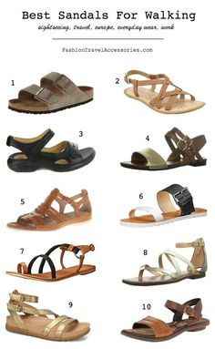 Best Sandals For Walking in Europe 2f6e7c378d6