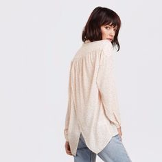 Style Fit & Care The YSTR Way Drapey galore. Chloe is a flowy number for the ladies who tend to...