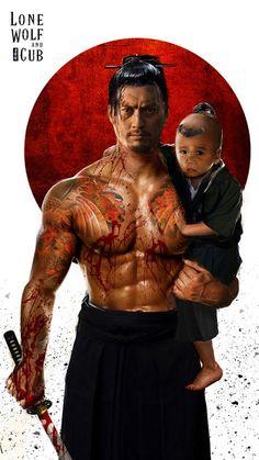 zer0id: Shogun assassin - lone wolf and cub …