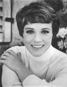 Julie Andrews.  unbelievable voice...she makes it look effortless