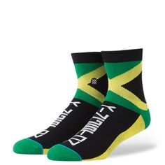 STANCE Ox Socks Men | Yellow