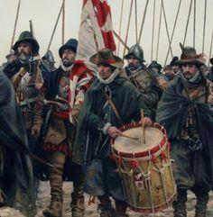 BELLUMARTIS HISTORIA MILITAR: UN NOVOHISPANO EN FLANDES