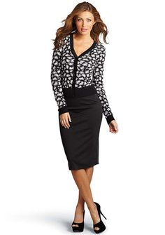 Definitely need some pencil skirts for work this spring and summer!