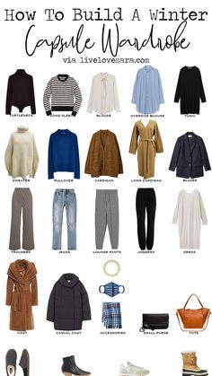 Slow Fashion, Daily Fashion, Fashion Capsule, Fashion Outfits, Simple Winter Outfits, Mein Style, Estilo Boho, Capsule Wardrobe, Wardrobe Basics