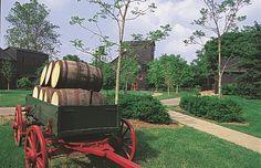 Maker's Mark Distillery - Loretto, Kentucky