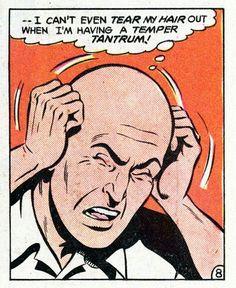 Bizarro Back Issues: Superboy's Bio-Magnetism! Pop Art Vintage, Vintage Comic Books, Vintage Comics, Comic Books Art, Comic Art, Comic Villains, Comic Book Panels, Old Comics, Classic Comics