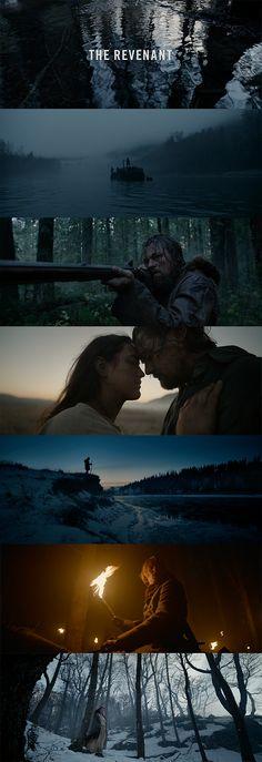 The Revenant (2015) #ShortFilmIdeas #FilmmakingTricks