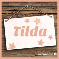 Tilda ist aktuell ein sehr beliebter Vorname und schon seit vielen Jahrzehnten in Deutschland vertreten. Hier erfährst Du, woher der Name stammt und was er bedeutet.