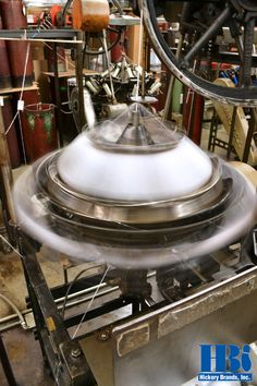 Braid Machine in Motion! #speedy #braid #manufacturingintheUSA