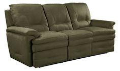 Colton La-Z-Time® Full Reclining Sofa by La-Z-Boy linen