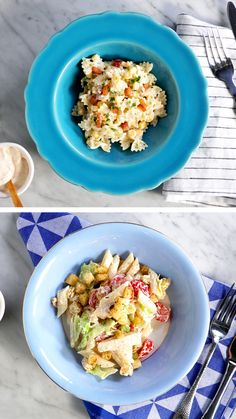 2 Salads of Beef Noodles Et Saladas de Macarrão com Carne Et Yemekleri 2 Salads of Beef Noodles Et Yemekleri - Baked Chicken Recipes, Meat Recipes, Vegetarian Recipes, Cooking Recipes, Healthy Recipes, Easy Family Dinners, Beef And Noodles, Happy Foods, Food And Drink