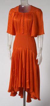 1970 Alice Pollack, Philadelphia Museum of Art. See more vintage dresses at www.vintagefashionandart.com