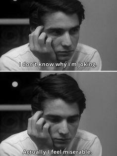 Masculin Feminin, 1966, by Jean Luc Godard.