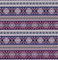 If you're looking to wear something that exudes winter spirit, look no further than a Fair Isle sweater. Fair Isle originally comes from an island of the same name in Scotland, but is now any… Fair Isle Knitting Patterns, Knitting Blogs, Knitting Charts, Knitting Stitches, Knitting Designs, Free Knitting, Knitting Machine, Sock Knitting, Knitting Tutorials