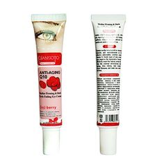 0740d3931cf GOJI Eye Cream Anti Dark Circles Advanced Night Repair Remove Dark Circles  Under Eyes Instantly ageless Effective Remove Eye Bag.