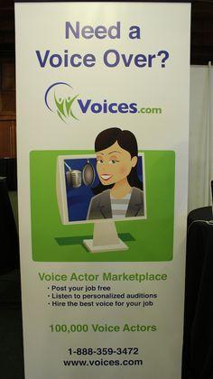 Voices.com - get a voiceover