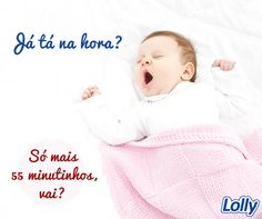 Não, mamãe, que preguicinha!! Preciso de mais 55 minutinhos, por favor! Boa semana a todos!  #Lolly #BomDia #Preguicinha #BoaSemana