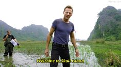 """Welcome to Skull Island"" (Gif by Torrilla)"