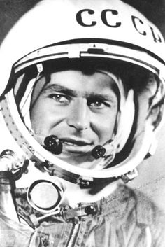 Gherman Titov (1935 – 2000), a Russian cosmonaut who became the second human in space on August 6, 1961