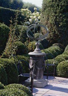 Garden Design Classics: The Armillary Sphere