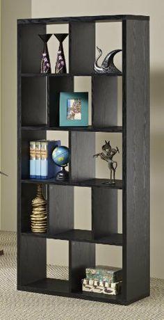 somerset 5 shelf bookcase by bush furniture two. Black Bedroom Furniture Sets. Home Design Ideas