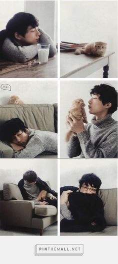 Sakaguchi Kentaro | Hanako November 12, 2015 Issue