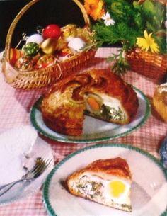 Ricette e decorazioni di Pasqua  Le tavole saranno gioiose dove piatti raffinati si alterneranno a quelli tradizionali, più semplici. Tenere verdure di stagione accompagneranno carne e pesce