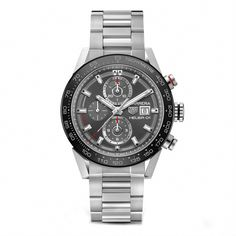 4462b580bed Buy TAG Heuer CAR201W.BA0714 Watches for everyday discount prices on  Bodying.com Tag