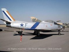 North American/Canadair CL.13B Mk6. South African Air Force Museum.
