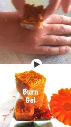 in case of an accident, this simple DIY burn gel comes handy and should be an essential part of any natural first aid kit. It calms the pain down immediately and consequently promotes the skin's natural repair system. videos Burn gel from aloe vera Herbal Remedies, Health Remedies, Home Remedies, Natural Remedies, Natural Treatments, Aloe Vera, Diy Beauty, Beauty Hacks, Beauty Tips