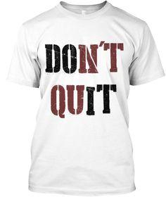 1c01b360f don't quit. Fitness SportWorkout MotivationCrossfitTanksShirt DesignsBodybuildingMotivationalGermanKeep  Running