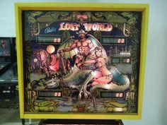 Lost World - Bally (1978)