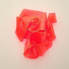 #bertafischer #red #orange #acrylicglass... / artense