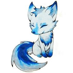 fox drawing anime wolf arctic sonic furry drawings wolves little hedgehog