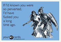 so perverted...