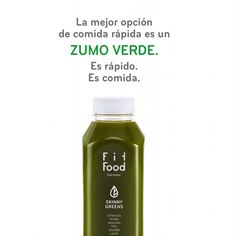 Zumo verde de Fit Food Spain