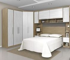 Bedroom Wardrobe Design Small Spaces New Ideas Small Room Bedroom, Home Bedroom, Modern Bedroom, Master Bedroom, Bedroom Decor, Bedrooms, Bedroom Cupboard Designs, Bedroom Cupboards, Bedroom Furniture Design