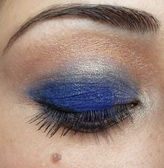 Nars Outremer - Makeup tutorial