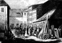 Prezentacja żydowskiego bazaru Pociejów z ul. Bagno | Szabat Goy