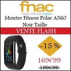 #missbonreduction; Vente Flash : économisez 15 % sur la Montre Fitness Polar A360 Noir Taille M chez FNAC.http://www.miss-bon-reduction.fr//details-bon-reduction-FNAC-i329-c1830382.html