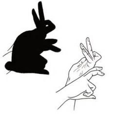 hand shadow art - Yahoo Image Search Results