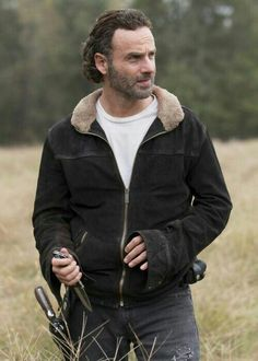 Andrew Lincoln as Rick Grimes – The Walking Dead _ Season Episode 15 – Photo Credit: Gene Page/AMC Walking Dead Season 6, The Walking Dead 2, Walking Dead Series, Rick Grimes Walking Dead, Andrew Lincoln, Walking Dead Wallpaper, Judith Grimes, Carl Grimes, Chandler Riggs