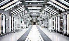 McLaren Test Facility